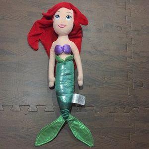 Disney Ariel soft doll